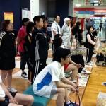 チャリティスカッシュ2011大阪 8